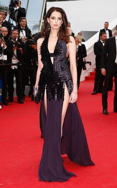 Frederique Bel 67th Annual Cannes Film Festival 2014 - Page 6 - the Fashion Spot