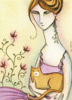 kitty lady