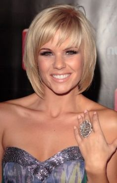 Short hair styles from celebrities - Love Hairstyle