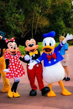 I cant wait to go back to Disney !