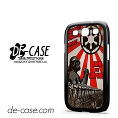 Star Wars Join The Empire DEAL-10021 Samsung Phonecase Cover For Samsung Galaxy S3 / S3 Mini