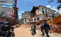 New Articles Universal: Nepal earthquake was followed by 100 aftershocks. ...