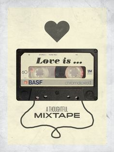 You can't seduce someone with a mixtape anymore. | Things Indie Rock Fans Hate