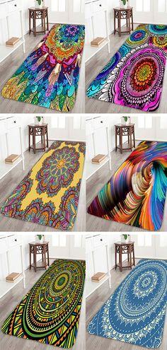 Home decor ideas:bathroom products,Bohemian Rug