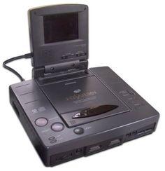 Sega/Hitachi HiSaturn Navi - Japan (1995)