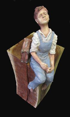 Art of Clay Waiting, Clay, Statue, Art, Sculptures, Clays, Art Background, Kunst, Gcse Art