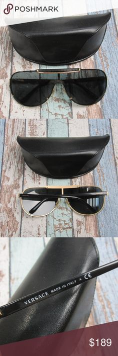 d0f8d59bd53a Versace 2140 1002 87 Men s Sunglasses Italy OLL428