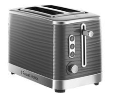 Russell Hobbs Inspire 2 Slice Toaster Cooking Appliances, Kitchen Appliances, Kitchens, Best Waffle Maker, Electric Toaster, Stainless Steel Toaster, Russell Hobbs, Sandwich Toaster, Toaster
