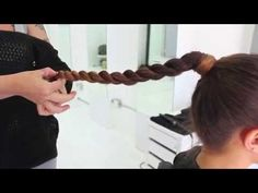 How To: Video. TONI&GUY stylist & educator Sarah breaks down how to style a classic rope braid. Braid before bed for beachy waves