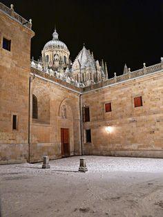 Salamanca.Memories of winter 3    by Manuel Mena