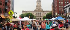 Des Moines Farmers Market | Saturday mornings from May through October - Ranked #2 farmers market in the USA in 2013!