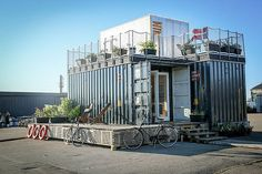 How a Shipping Container Could Be Your Next Apartment | TakePart