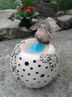 koule s ptáčkem 16 cm / Zboží prodejce mayag | Fler.cz