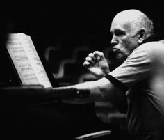 Maestro Richter 1992 -  Soviet pianist well known for the depth of his interpretations, virtuoso technique, and vast repertoire. He is widely considered one of the greatest pianists of the 20th century.