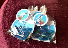 Des petits sachets de bonbons à personnaliser
