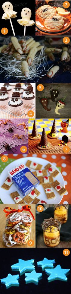 cute halloween treats!