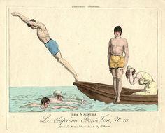 Swim Suit Stats through the ages - Ellen Lupton, curator of contemporary design at Cooper-Hewitt