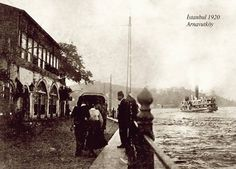 İstanbul,Arnavutköy 1920