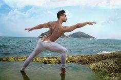 Mario Beckman: Body Language. Gastohn Barrios Photos