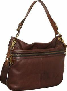 78c8e8359df Fossil Explorer Hobo Espresso - via eBags.com! Hobo Handbags, Leather  Handbags,