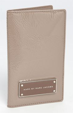 MARC BY MARC JACOBS 'Take Me' Travel Wallet available at #Nordstrom. Would be perfect for traveling!