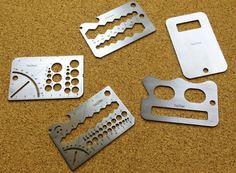 Tuls - Credit Card Sized Multi-Tools
