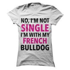 My Boyfriend Is My French Bulldog