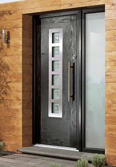 Amazing idea...\'bin door\' with one of our best selling UPVC front ...
