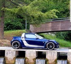 Smart Roadster, Blue Cars, Bmw, Mini