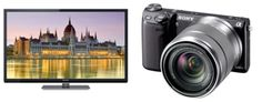 Experts rate top tech gear. (Panasonic and Sony)