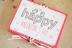 Unify Handmade: Valentine's Day Candy Gram with Lawn Fawn, Video