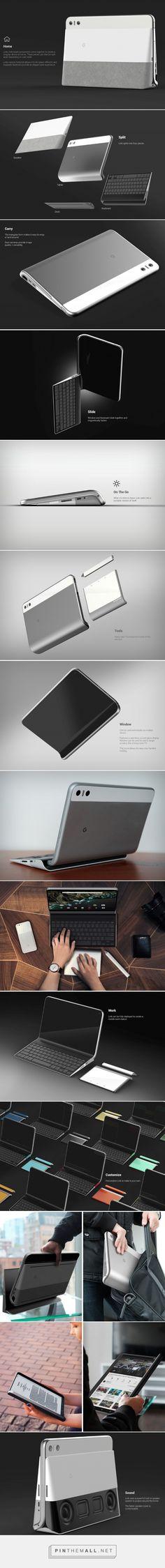 Google's most innovative gadget yet?   Yanko Design - created via https://pinthemall.net