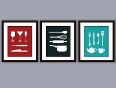 kitchen art prints