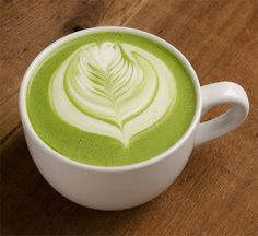 Matcha Green Tea Latte (Hot or Iced)
