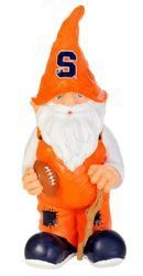 "Syracuse Orange Garden Gnome - 11"" Male"