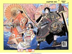 One Piece Manga ch.310 Page 1