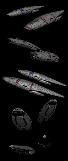 Bulwark I-class Battlecruiser