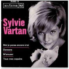Sylvie Vartan - Moi je pense encore à toi