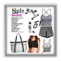 working out by polyyvor on Polyvore featuring polyvore fashion style LeSportsac Stamina clothing