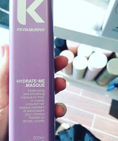 MASQUE is specifically made for normal to thick, dehydrated, or coloured hair. Nail Garden, Blow Dry Bar, Hair Masque, Kevin Murphy, Coloured Hair, Instagram Ideas, Dry Hair, All Things Beauty, Hair Products