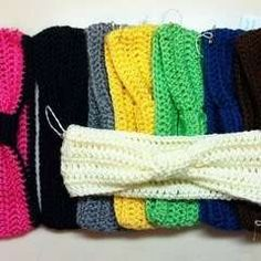 Crochet Earwarmer Or Headband