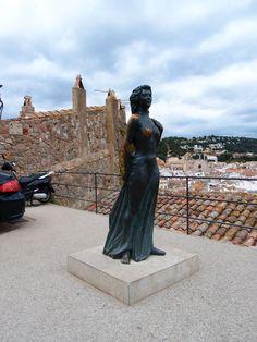 Monument a Ava Gardner, Tossa de Mar