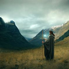 """""""You have to leave the city of your comfort and go into the wilderness of your intuition.  -Alan Alda   A Wizard's Wake by theflickerees [Michael Vincent Manalo]"""