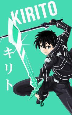 Kirito ~ Korigengi | Wallpaper Anime