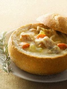 CREAMY TURKEY STEW .... GOOD FOR LEFTOVERS!