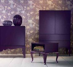purple in Ikea 2012