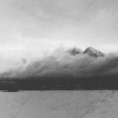 Creepy Mountain 💀 My Photo