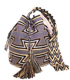 Wayuu Tepichi Mochila Bag on Etsy, $92.00