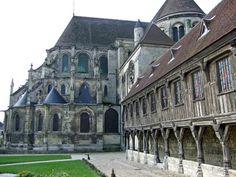 cathédrale Notre Dame de Noyon
