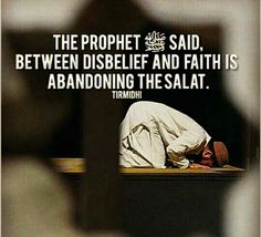 How important your salat is